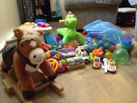Toys for small toddler