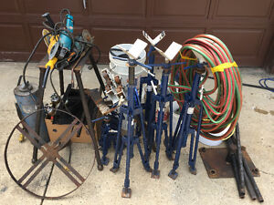 Various Welding Equipment