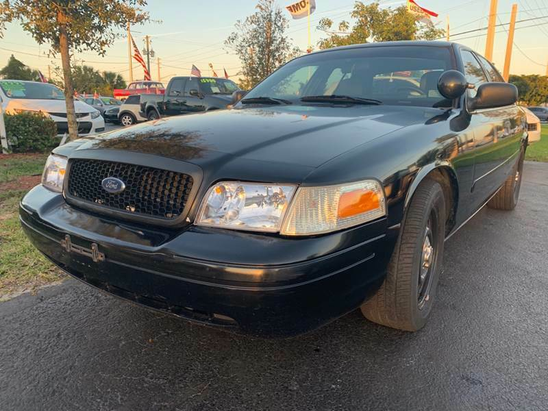 Image 1 Voiture Américaine d'occasion Ford Crown Victoria 2007