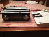 Eclipse Car Stereo with faceplate & wiring for 2003 Celica