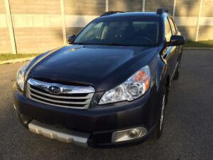 2012 Subaru Outback 2.5i Touring, Premium SUV, Crossover