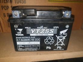Honda msx 125 grom battery