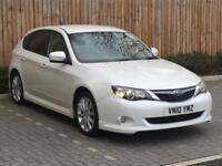 2010 '10' Subaru Impreza 2.0 RX Sat Nav, 5 Door Hatchback, Petrol.