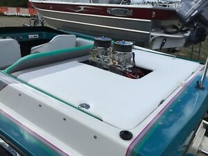 1992 Cougar Speed Boat