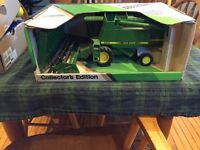 John Deere 9600 combine collector's edition