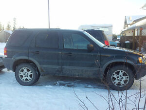 2004 Ford Escape XLT Leather 4X4