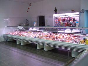 Cheese Deli Meat Fish/SeaFood Hot Food Warmer Salad Display