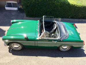 Mint 1965 MG Midget For Sale!!!