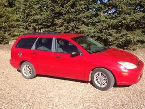 2002 Ford Focus Station Wagon