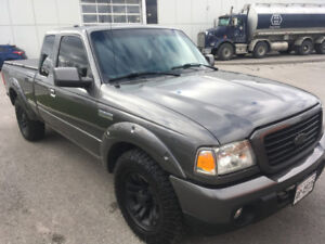2008 Ford Ranger 4WD Manual