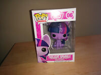 Twilight Sparkle - My Little Pony Pop Figure in Original Box
