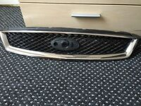 Ford Focus front grill