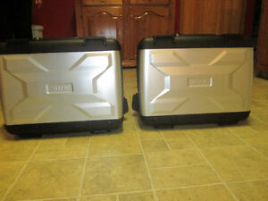 SADDLEBAGS/PANNIERS CASES for R1200GS