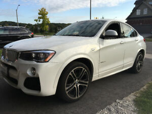 Takeover finance Bmw X4