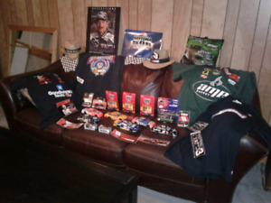 Large NASCAR Collection