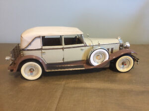 1930 Packard Brewster diecast car