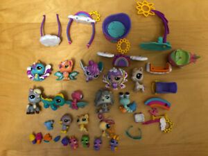 Littlest Pet Shop Lot - Used