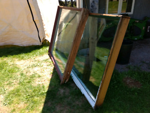 Old thermal pane windows (Free for the taking)