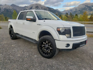 2014 Ford F-150 FX4 Supercrew  eco-boost ONE OWNER!