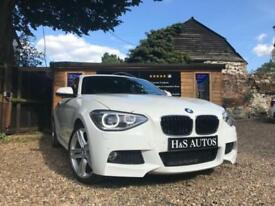 2013 BMW 1 Series 2.0 120d M Sport Sports Hatch (s/s) 3dr