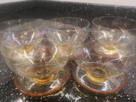 Five Dessert Bowls