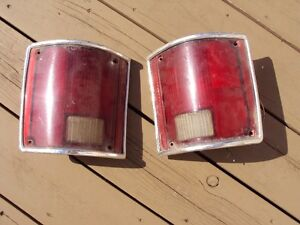 1973 -1987 GMC chevy truck tailights