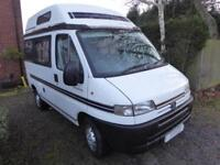 Auto Sleeper Harmony 2 berth hightop Campervan Ref: 13043 PRICE REDUCED