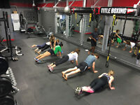Lunch Time HIIT Class- DOWNTOWN