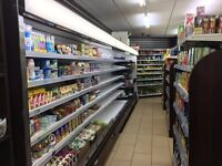 Large Shop Dairy fridge with x2 cooling generators