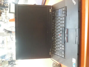 I have a refurbished Lenovo think pad t510 for sale or trade