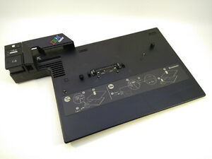 IBM Lenovo Thinkpad Docking Station Port Replicator Type 2504