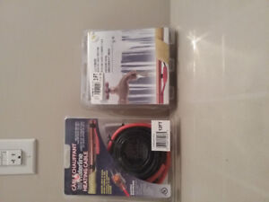Brand new pipe heat tracer 3ft  $15 and 12 ft $25