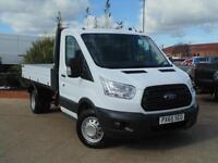 2015 Ford Transit 2.2 TDCi 125ps One Stop Tipper 4 door Tipper