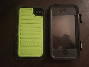 iPhone 4 OTTERBOX