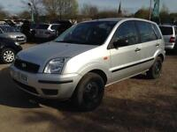 2005 Ford Fusion 2 1.4 Petrol 4dr