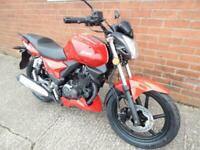 KEEWAY RKS125 MOTORCYCLE FINANCE FROM £100 DEPOSIT