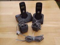 Panasonic Digital Cordless Phones, Model no. KX-TCD430EB