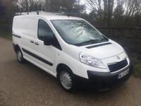 2014 63 Peugeot Expert 2.0HDi 130 Euro 5 Professional L1 H1 Van 30,000 Miles