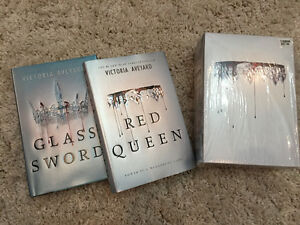 Victoria aveyard box set red queen glass sword