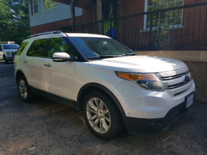 2012 FORD EXPLORER - LIMITED - CERTIFIED
