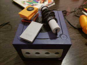 Nintendo 64 and Gamecube games and console