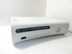 WHITE XBOX 360 Console only