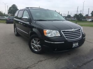 2010 Chrysler Town & Country Limited * DVD * LEATHER * SUNROOF *
