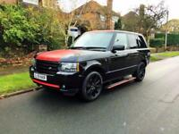 2010 Land Rover Range Rover 3.6TD V8 Auto Autobiography Only 69k