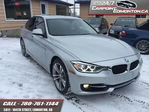 2013 BMW 3 Series 328Xi SPORT TURBO ...MINT!!! ONE OWNER NO ACCI