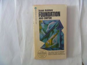 ISAAC ASIMOV Foundation And Empire - Paperback