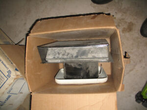 ELECTRIC ROOF VENT FAN & WALL/GABLE FAN