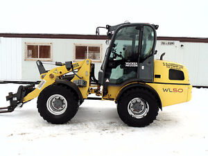 Wacker Neuson WL50 Mini Loader