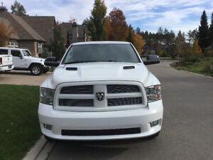 2012 Dodge Power Ram 1500 Sport Camionnette