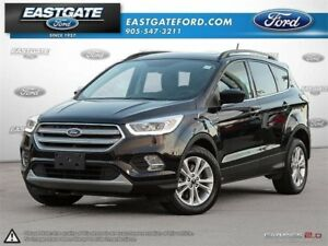 2018 Ford Escape SEL Leather Moonroof Navigation 4WD